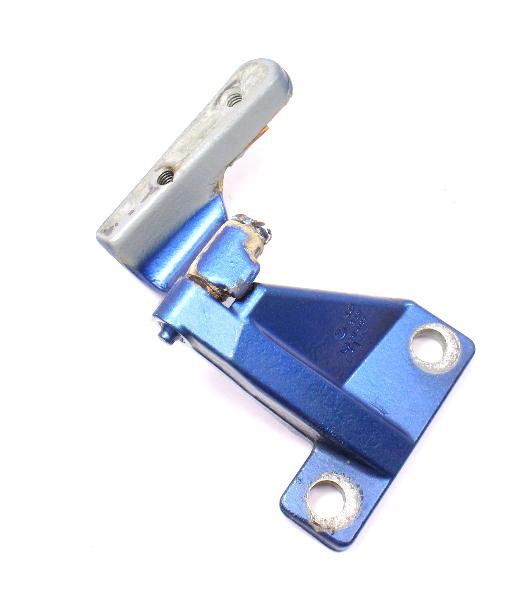 RH Lower Door Hinge 98-10 VW Beetle - LW5Y Techno Blue - 1C0 831 412 A