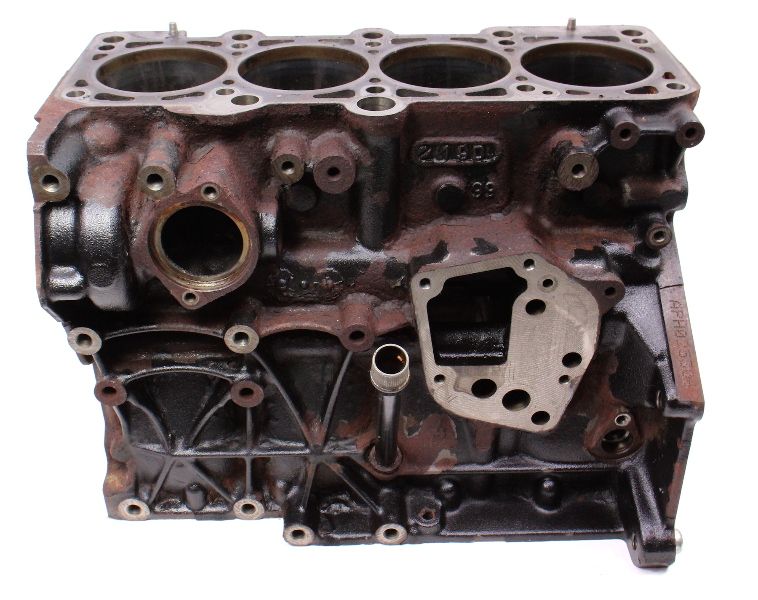 Cylinder Bare Block 99-01 Vw Beetle Jetta Golf Mk4 1 8t Aph