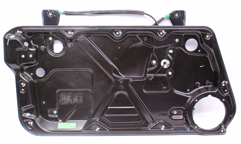 LH Power Window Regulator 98-10 VW Beetle ~ Genuine ~ 1C0 837 751