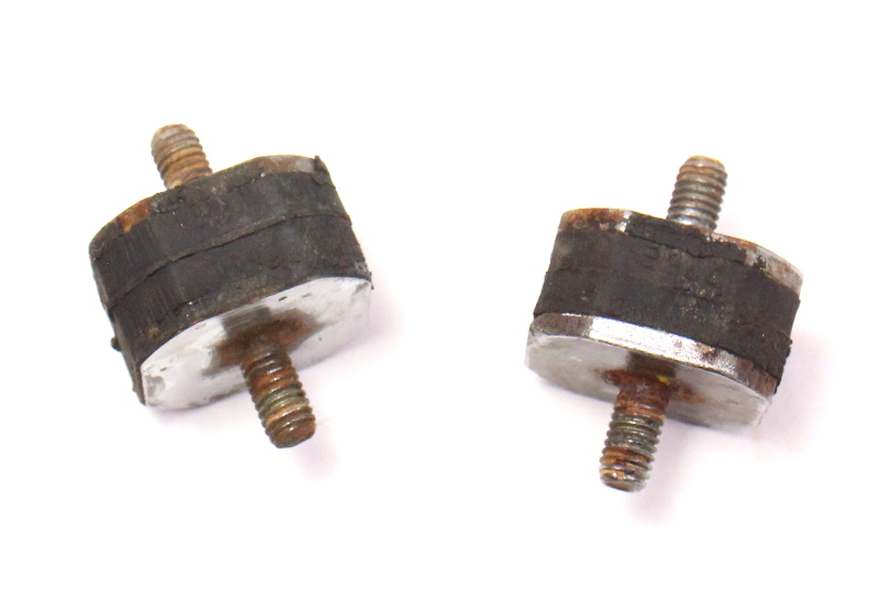 Lower Radiator Mount Bracket Bushings 75-84 VW Jetta Rabbit GTI Cabriolet MK1