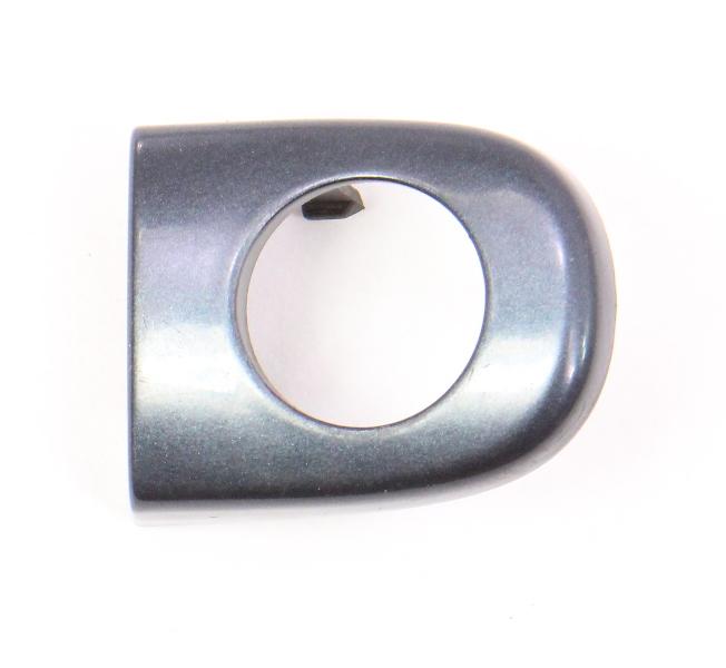 Door Handle Thumb Cap Key Trim VW Golf GTI Jetta Mk4 MK5 Passat LC7V 3B0 837 879