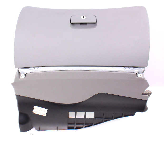 Glovebox Glove Box Compartment 98-01 VW Passat B5 - Grey - 3B1 857 002 Q