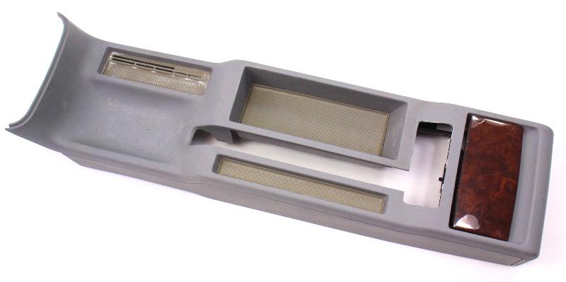 Center Console Interior Trim 98 01 Vw Passat B5 Grey