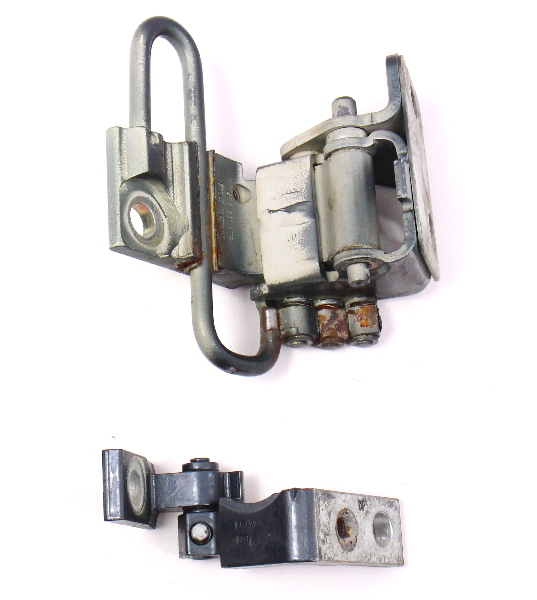 Lh Front Door Hinges 99 05 Vw Jetta Golf Gti Mk4 Passat B5