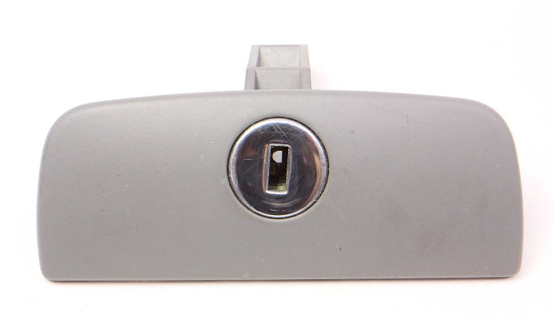 Grey Glovebox Latch 98 05 Vw Passat B5 Glove Box