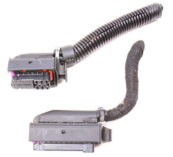 Ecu Ecm Engine Computer Plug Pigtail Harness 02 Vw Jetta