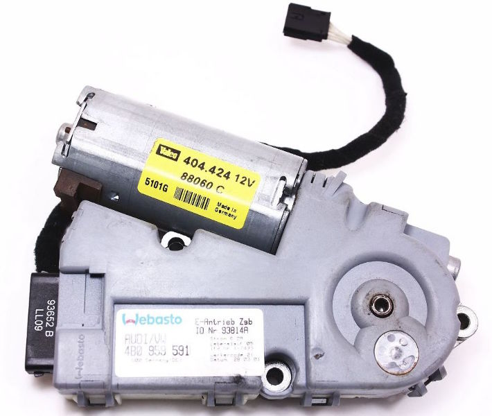 Sunroof Motor Sun Moon Roof Vw Jetta Golf Mk4 4b0 959