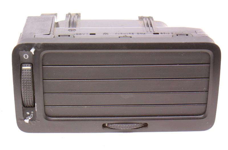 Rh Dash Air Vent Vw Jetta Mk4 Flush Fold Genuine 1j1