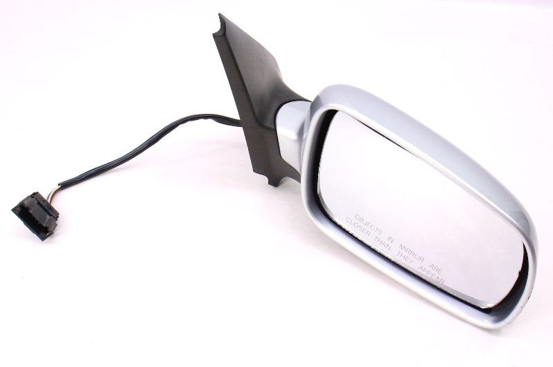 RH Side View Door Mirror VW Jetta Golf GTI MK4 LA7W Reflex Silver ~ Genuine
