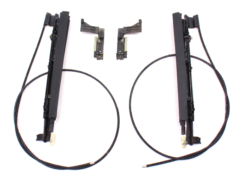 Sunroof Fix Repair Parts Track Cables VW Jetta Golf GTI MK4  Sun Moon Roof