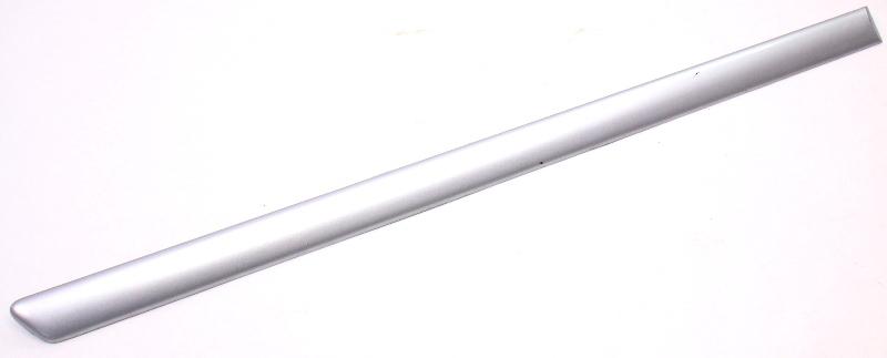 rh rear door molding strip trim 99 05 vw jetta golf mk4