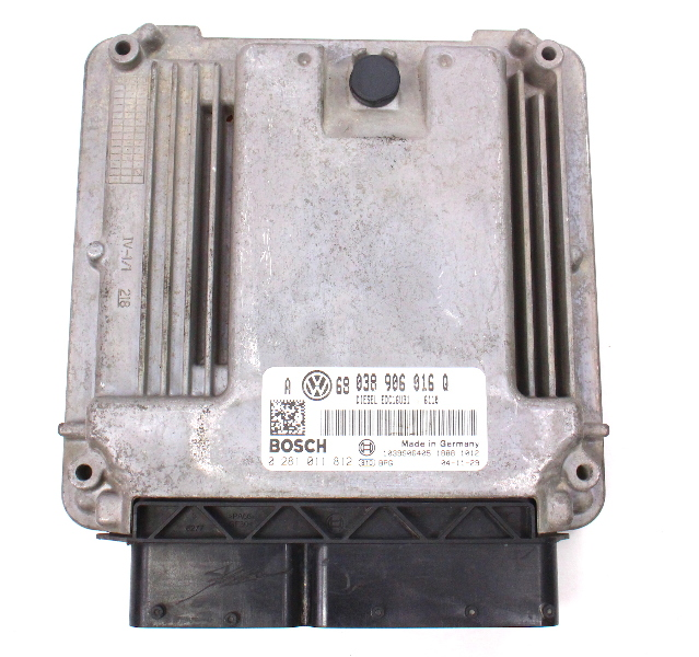 Ecu Ecm Engine Computer 2005 05 Vw Jetta Golf Mk4 - 1 9 Tdi Bew