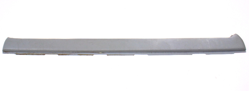 LH Front Grey Upper Door Card Trim Panel 81-84 VW Rabbit 4 Door Or Pickup MK1