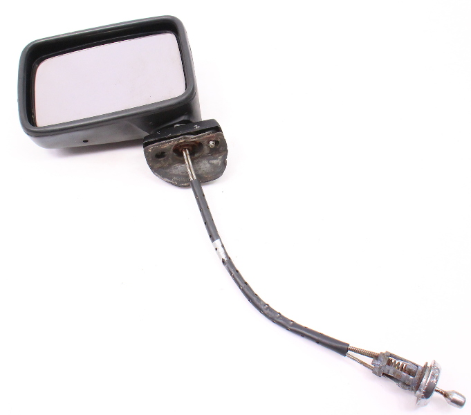Lh Exterior Side View Door Mirror  U0026 Glass 81