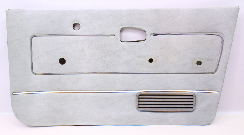 Rh Front Grey Door Card Panel 75