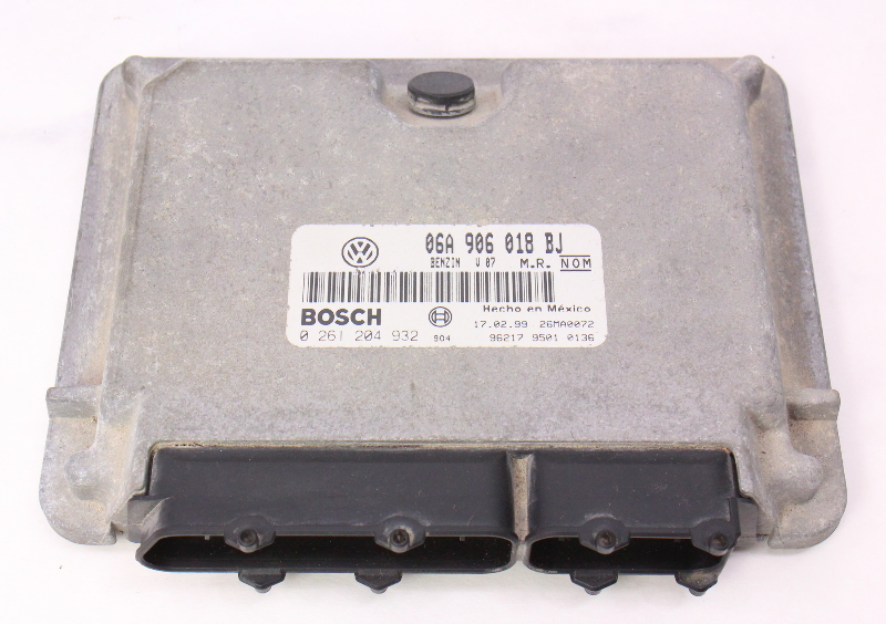 Ecu Ecm Engine Computer 1999 Vw Jetta Golf Mk4 2 0 Aeg