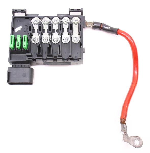 Battery Distribution Fuse Box VW Jetta Golf GTI Beetle Mk4 - Genuine - 549 A