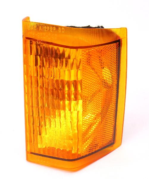 NOS LH Turn Signal Corner Light Lamp 81-84 VW Rabbit MK1 Genuine - 175 953 049