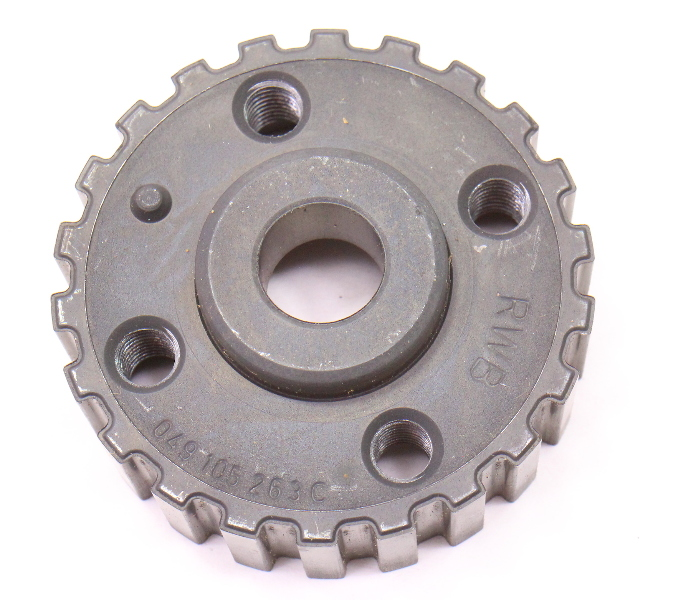 Nos Crank Timing Gear Pulley Vw Jetta Golf Gti Mk1 Mk2 Mk3