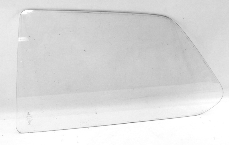 LH Rear Quarter Window Side Glass VW Rabbit GTI Jetta Coupe MK1 ~ 2 Door ~