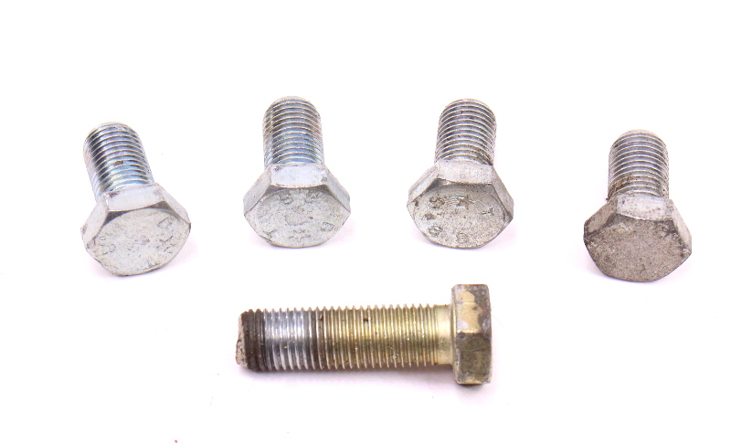 Rear Seat Belt Seatbelt Bolt Hardware Set 98