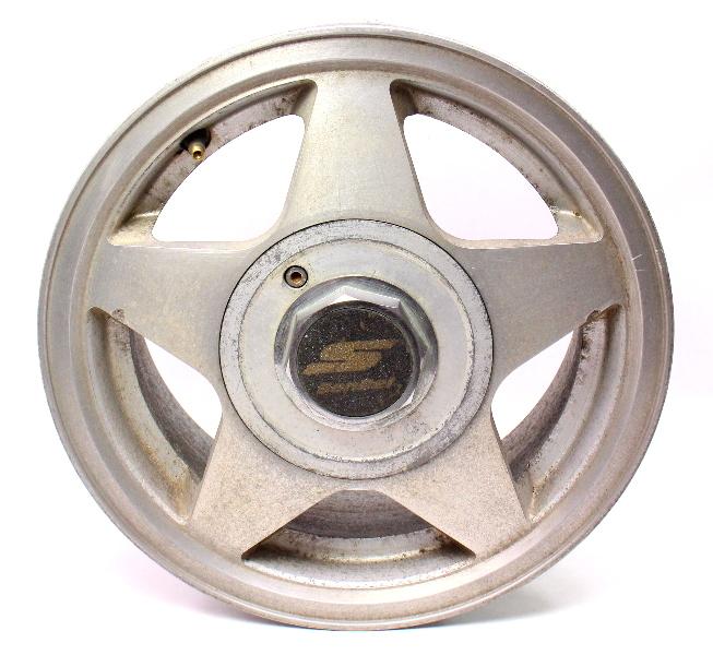 "14"" x 6"" Vintage SenDel Wheel Rim Alloy VW Rabbit MK1 Mk2 4x100"