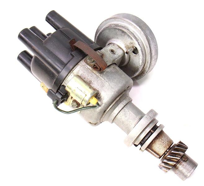 Ignition Distributor VW Jetta Rabbit Scirocco MK1 ~ Genuine ~ 049 905 205 A