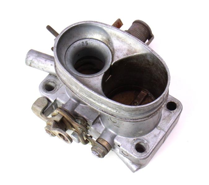 Throttle Body 76 81 Vw Dasher 1 6 Gas Genuine