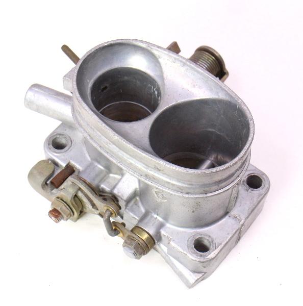 Throttle Body 76 81 Vw Dasher Mk1 1 6 Gas Genuine