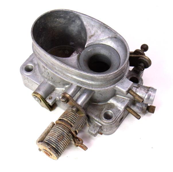 Throttle Body 76-77 Vw Rabbit Scirocco Mk1 1 6