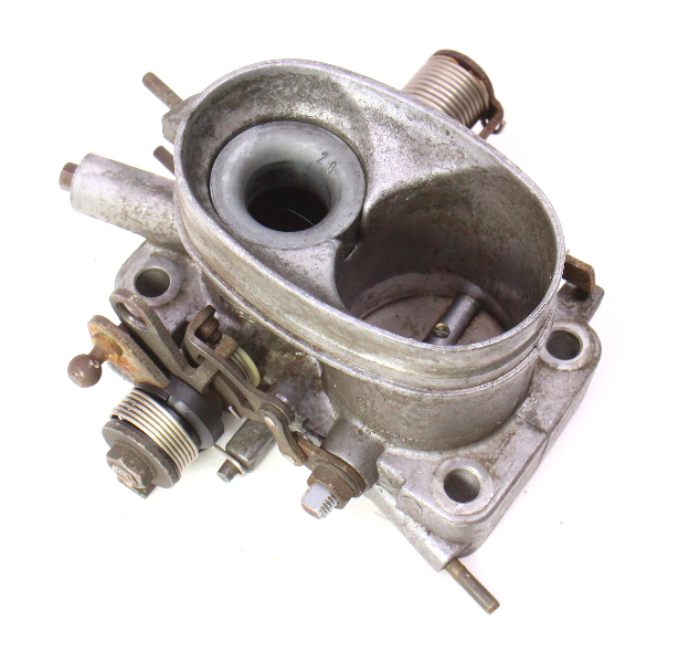 Throttle Body 80 81 Vw Jetta Rabbit Scirocco Mk1 1 7 Genuine