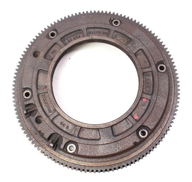 190mm Flywheel 75 76 Vw Rabbit Mk1 Genuine 055 105 273 C