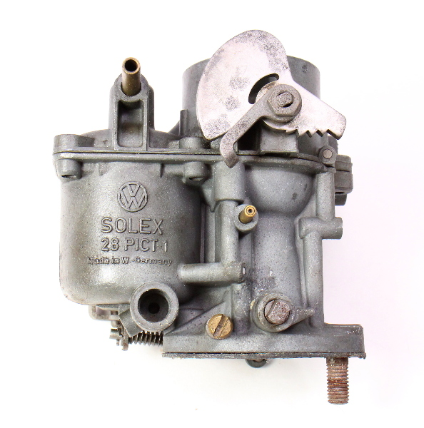 Solex Carburetor 28pict 1 64 65 Vw Beetle Bug Bus 40hp