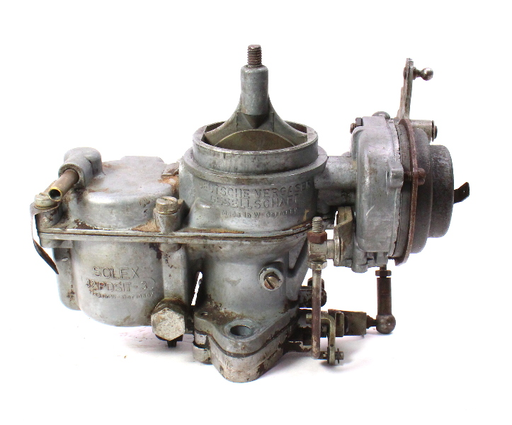 Lh Solex Dual Carb 32 Pdsit 3 Carburetor Vw Bus Bay Window