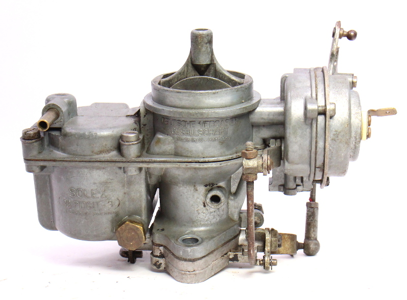 RH Solex Dual Carb 32 PDSIT-3 Carburetor VW Bus Bay Window