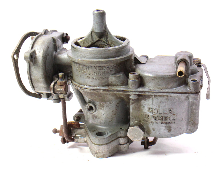 LH Solex Dual Carb 32 PDSIT-3 Carburetor VW Bus Bay Window