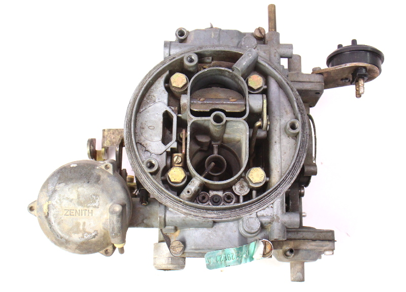 Zenith Carburetor Carb 75 76 Vw Jetta Rabbit Mk1 Genuine