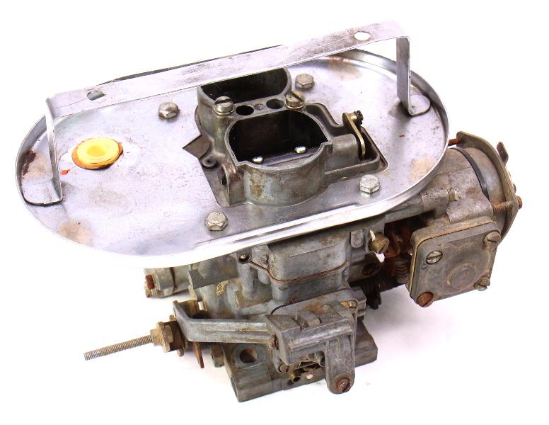 Solex C34 Progressive Carburetor Carb Vw Bus Bug Beetle Aircooled