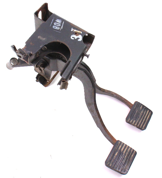 Manual Brake Clutch Pedal Cluster Assembly 75 81 Vw