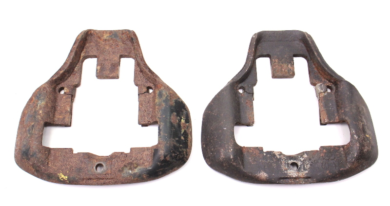 Cp Pair Front Brake Caliper Carriers Vw Jetta Rabbit Scirocco Mk Early Style on Jeep Gladiator Fuse Box