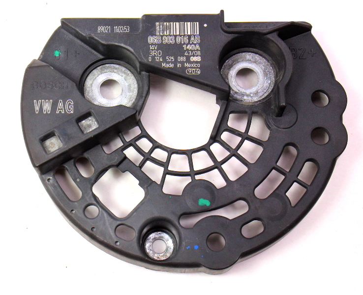 Alternator Back Cover 08 14 Vw Jetta Golf Mk6 Eos Passat