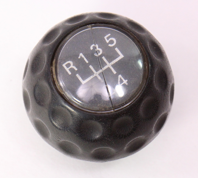 Golf Ball 5spd Shift Shifter Knob 75 93 Vw Rabbit Gti