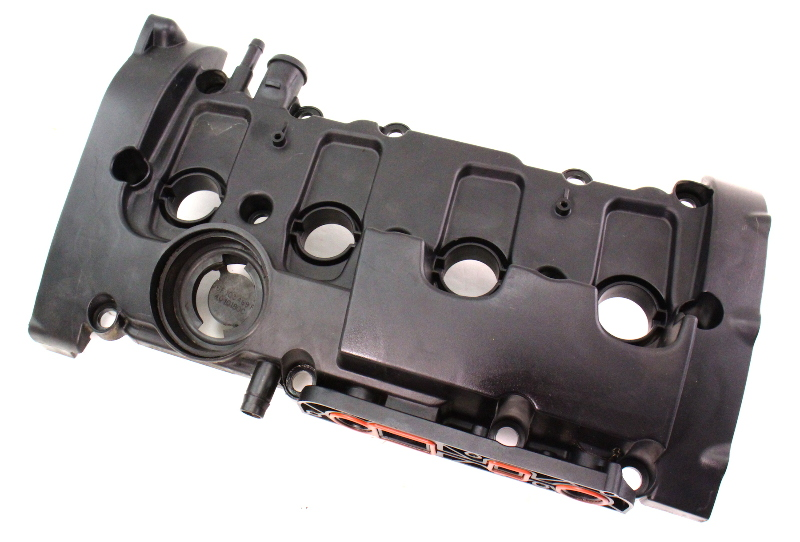 Valve Cover 05 09 Audi A4 Bpy 2 0t Genuine