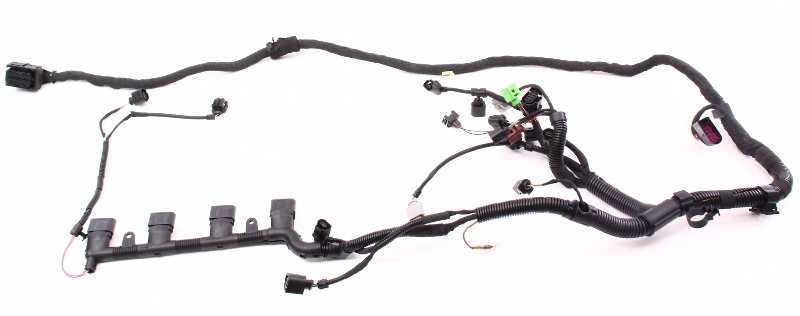 Engine Wiring Harness 2006 Vw Passat 2 0t Fsi Bpy