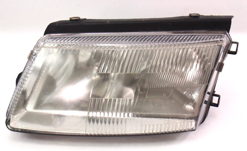 Lh Headlight Head Light Lamp 98 01 Vw Passat B5