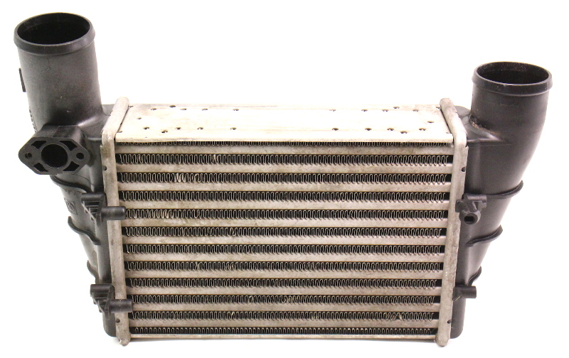 turbo intercooler   vw passat audi    genuine
