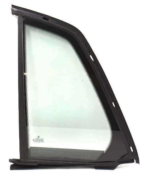 Lh Rear Small Quarter Door Side Window Exterior Glass 04