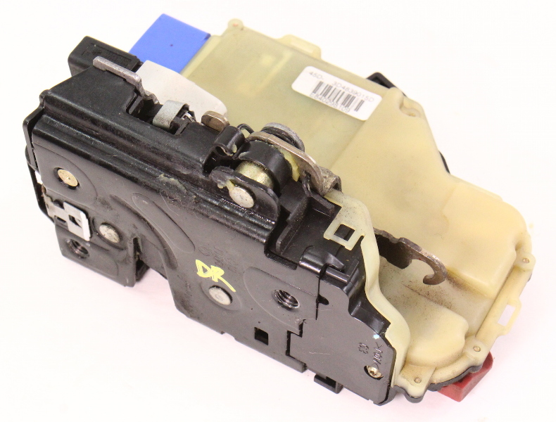Lh Rear Door Latch Actuator Module 04-06 Vw Phaeton - Genuine