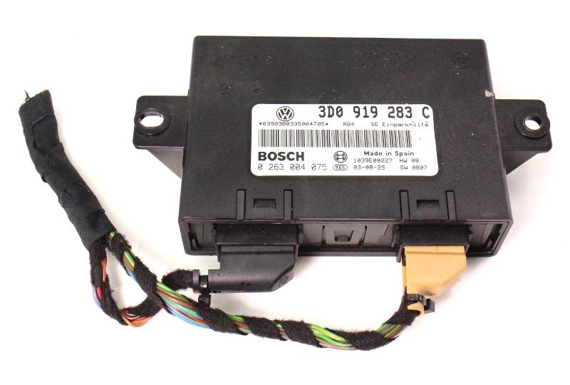 Parking Distance Control Unit Module 04-06 VW Phaeton - Genuine - 3D0 919 283 C