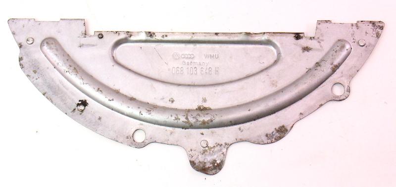 Transmission Flywheel Cover Inspection Plate VW Jetta TDI MK3 - 068 103 648 H